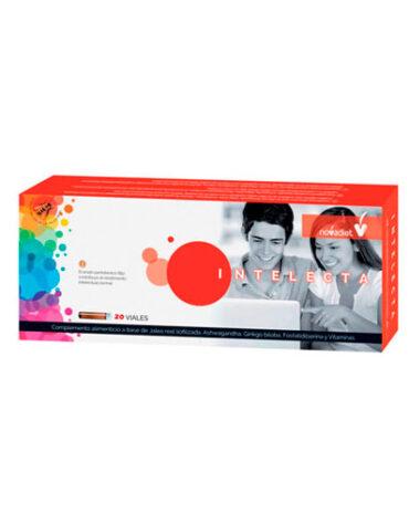 Carga las pilas con jaleas y energeticos INTELECTA 20 VIALES