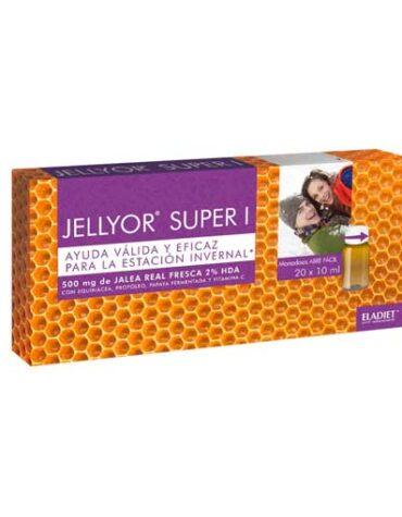 Carga las pilas con jaleas y energeticos JELLYOR SUPER-I vial 10ml v11