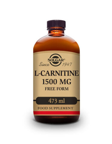 Para el control de peso L-CARNITINA LÍQUIDA 1500 MG.