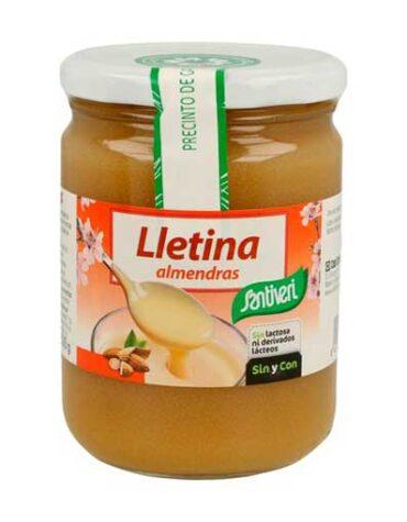 Descubre nuestras sales, condimentos y salsas LLETINA ALMENDRAS
