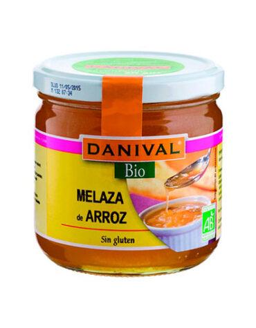 Pon tu punto dulce con azucar y endulzantes MELAZA DE ARROZ BIO 460 GR