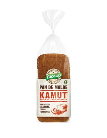 Disfruta de nuestro pan PAN MOLDE BLANDO KAMUT 400G