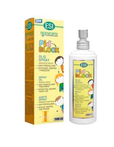 Cuidalos con nuestra higiene infantil PID BLOCK LOCION SPRAY 100ML