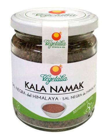 Descubre nuestras sales, condimentos y salsas SAL DEL HIMALAYA NEGRA 220gr.
