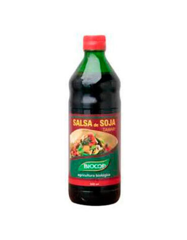 Descubre nuestras sales, condimentos y salsas SALSA SOJA TAMARI BIOCOP 1 L