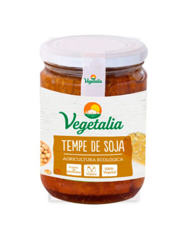 Descubre la comida macrobiótica TEMPE BOTE 250 grs