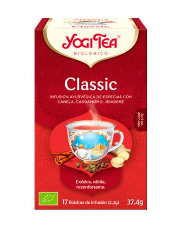 Seleccionamos las mejores plantas en filtro YOGUI TEA CLASSIC