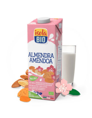 Descubre nuestras bebidas BEBIDA DE ALMENDRAS BIO, 1 L