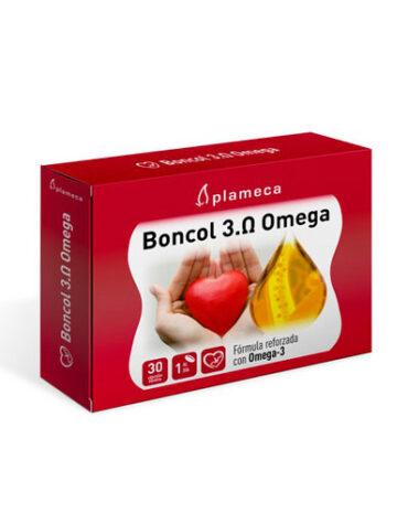 Baja los niveles de colesterol BONCOL 3 OMEGA 30 CAP