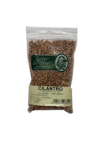 Seleccionamos las mejores plantas en bolsa CILANTRO 70 grs