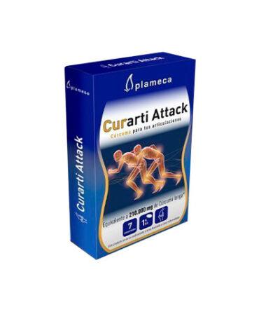 Cuida de tus huesos y articulaciones CURARTI ATTACK 7 comp