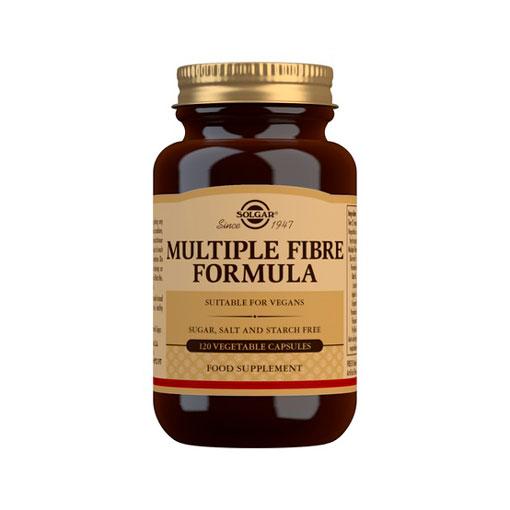 Cuidate con las vitaminas FORMULA FIBRA MULT 120C