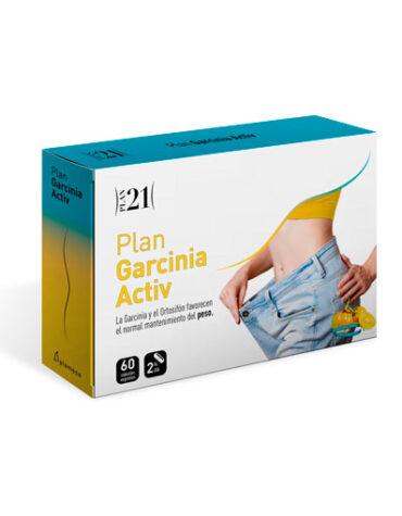 Para ayudar con el control de peso GARCINIA ACTIV