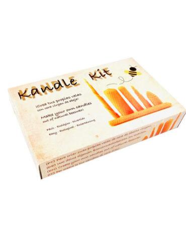 Usa y decora tu aromaterapia KIT DE VELAS