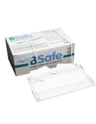 Cuidate con nuestros productos de sanitario MASCARILLA ANTIVAHO DYNAMIC ADULTO 10 UNIDADES