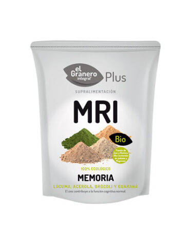 Descubre superalimentos MEMORIA (LÚCUMA, ACEROLA, BRÓCOLI Y GUARANÁ) BIO, 150 g
