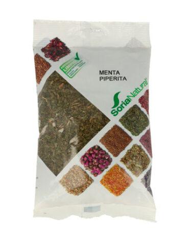 Seleccionamos las mejores plantas en bolsa MENTA PIPERITA 30grs