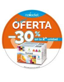 Cuidate con las vitaminas PACK SUNSOL 2ª UNIDAD AL -30%