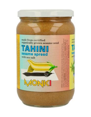 Descubre nuestras sales, condimentos y salsas TAHIN PASTA SESAMO TOSTADO 650GR