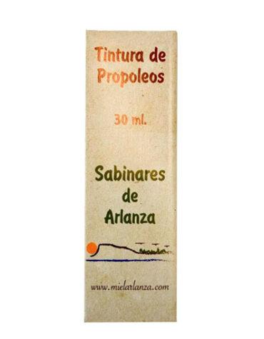 Descubre nuestra miel y polen TINTURA DE PROPOLIS 30 ML.