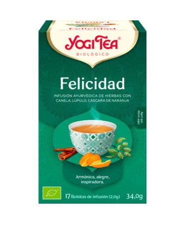 Seleccionamos las mejores plantas en filtro YOGUI TEA FELICIDAD