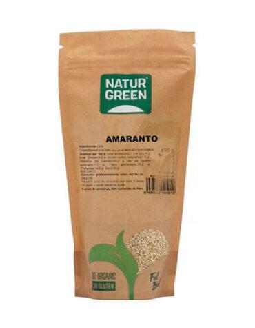 Descubre nuestra variedad de granos y semillas Amaranto Bio 450 grs