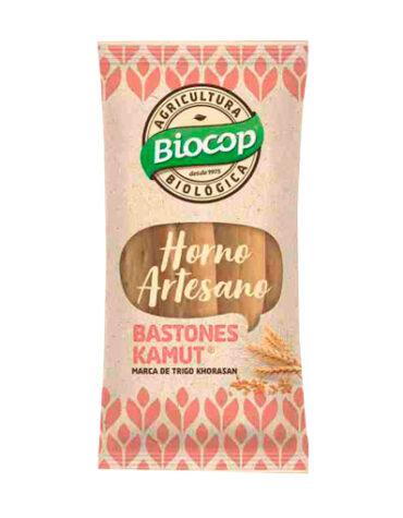 Descubre nuestros aperitivos y frutos secos BASTONES KAMUT 50G.