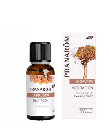 Usa y decora tu aromaterapia DIFUSION MEDITACION 30M