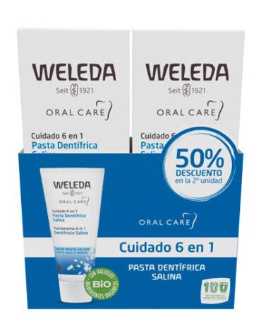 Cuidate con nuestros productos de higiene bucal DUO DE SALINA