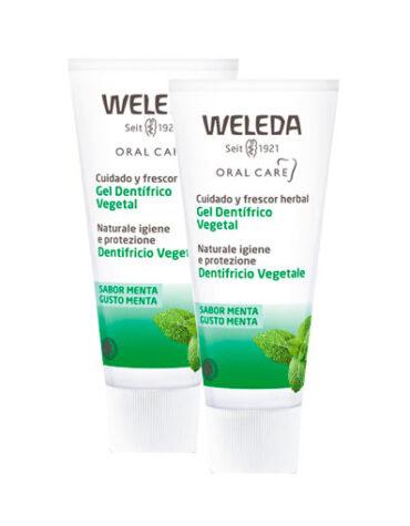 Cuidate con nuestros productos de higiene bucal DUO VEGETAL
