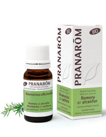 Descubre nuestra seccion de plantas medicinales ESENCIA DE ROMERO ALCANFOR 10ML BIO