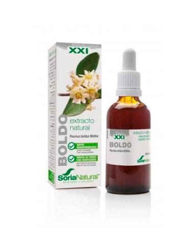 Seleccionamos las mejores extractos de plantas EXTRACTO DE BOLDO SXXI 50ml