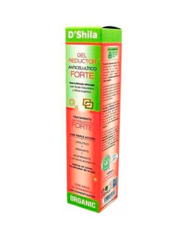 Cuidate con nuestros productos de línea corporal GEL REDUCTOR ANTICELULITICO FORTE 200ML