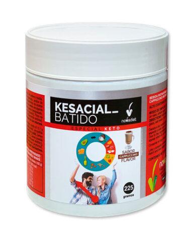 Para ayudar con el control de peso KESACIAL BATIDO SABOR CAPUCCINO 225G