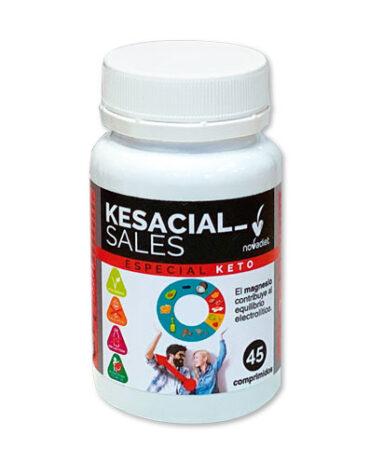 Para ayudar con el control de peso KESACIAL SALES 45 COMPRIMIDOS