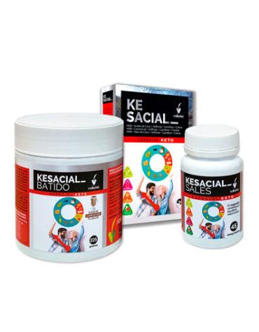 Para ayudar con el control de peso PACK KESACIAL ESPECIAL KETO