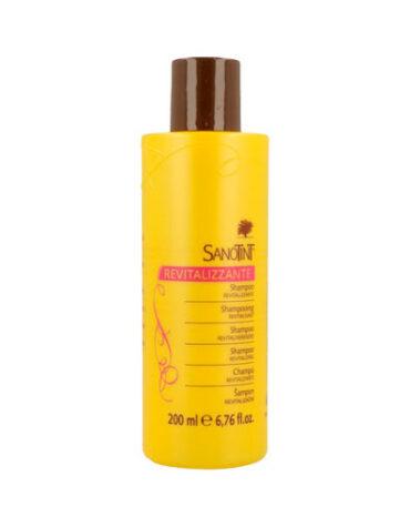 Cuidate con nuestros productos de línea capilar SANOTINT Champú Revitalizante 200 ml