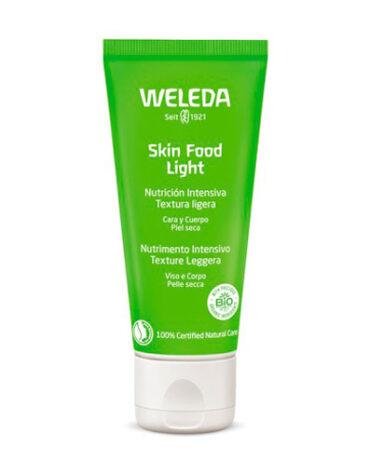 Cuidate con nuestros productos de línea corporal SKIN FOOD LIGHT BIO 30ML