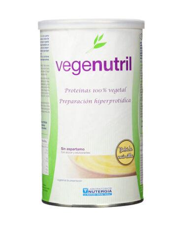Para ayudar con el control de peso VEGENUTRIL DE SOJA VAINILLA 300grs
