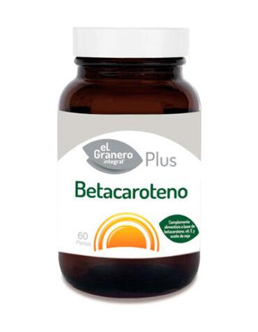 Cuidate con los antioxidantes BETACAROTENO, 60 PER, 330 mg