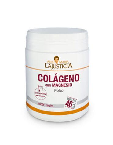 Cuida de tus huesos y articulaciones COLAGENO+MAGNESIO POLVO350 GR