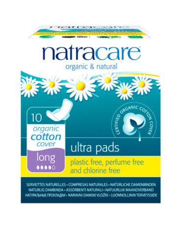 Cuidate con nuestros productos de higiene intima COMPRESA ULTRA EXTRA LARGA C/ALAS 8 unds t