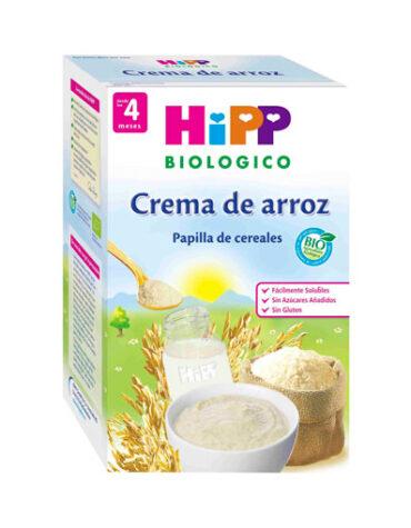 Cuida de los pequeños con nuestra alim infantil CREMA DE ARROZ 400gr