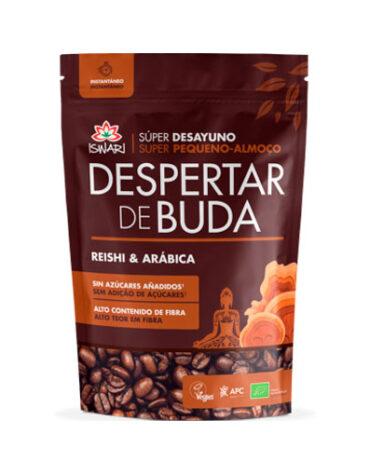 Descubre superalimentos DESAYUNO DESPERTAR DE BUDA REISHI Y ARABICA ECO 360G