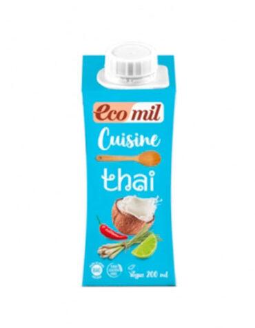 Descubre nuestras sales, condimentos y salsas Ecomil Cuisine Thai 200 ml