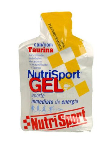 Para el deporte GEL NUTR. TAURINA PLATANO CYCLING