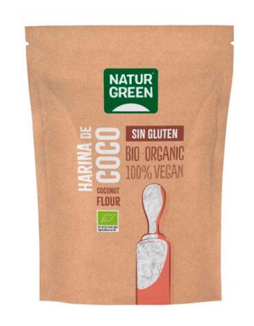 Descubre nuestras harinas y sémolas HARINA DE COCO BIO S/G 500G