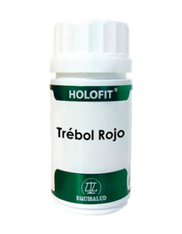 Protege el sistema genitourinario HOLOFIT TREBOL ROJO 50 CAPS