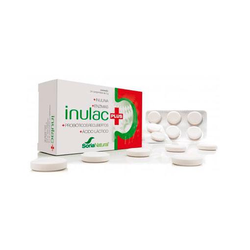Ayuda a tu digestivo con nuestros digestivos INULAC PLUS TABLETS