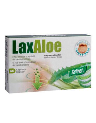 Ayuda a tu digestivo con nuestros digestivos LAXALOE PROTECT 60 CAPSULAS